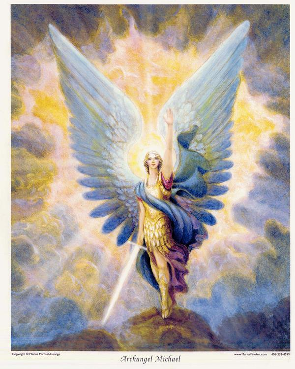 Archangel Michael Prayers for Protection